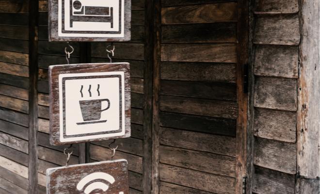 Gastfamilie Zimmer mit Zugang zu Küche und Bad